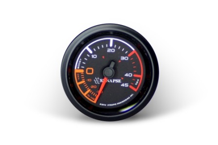 Boost Gauge 4 Bar absolute Pro Model Boost Safe
