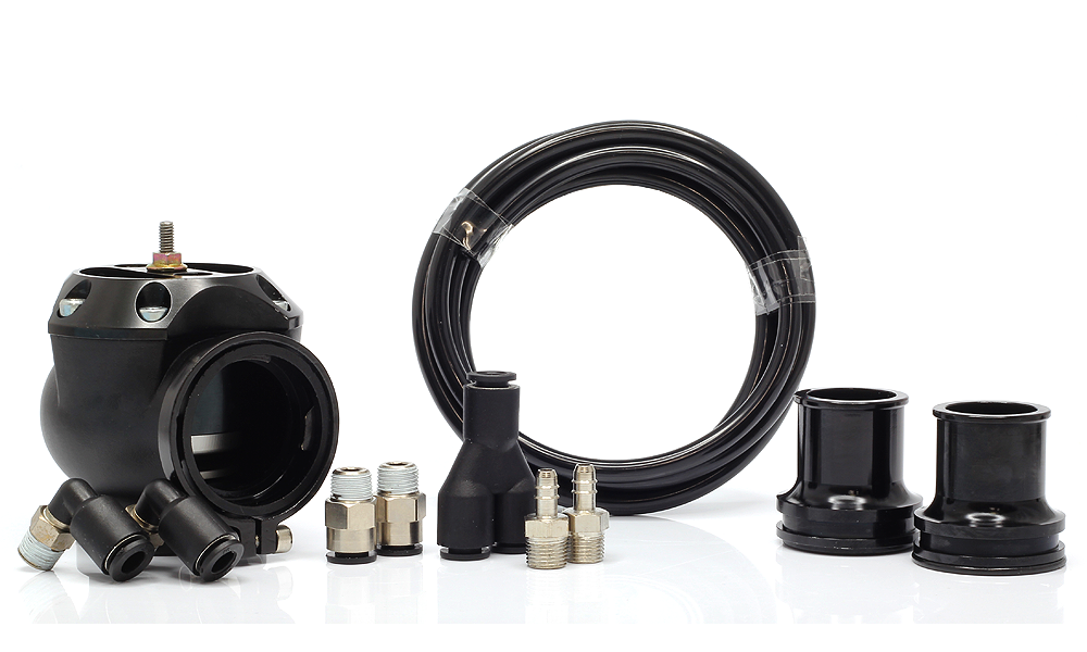 """Synchronic DV Kit with 1"""" Hose End Adapters"""