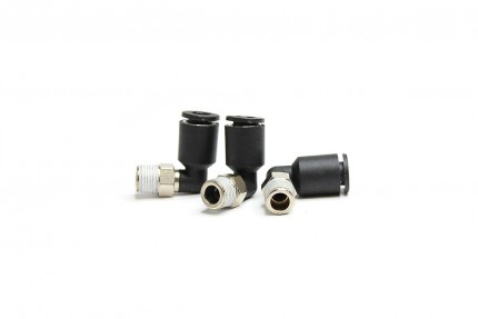 "Low Temp 90° 1/8"" NPT Fitting (3 Piece Pack)"