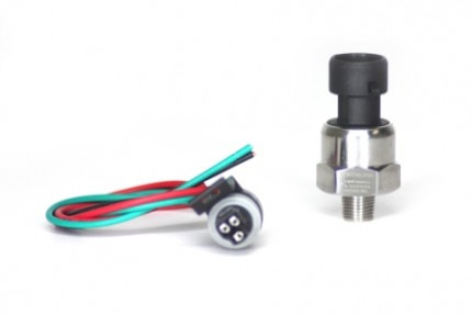 10 Bar Gauge Kit 5v w/ harness
