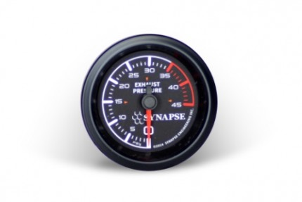 Exhaust Pressure Gauge 3  Sport Model
