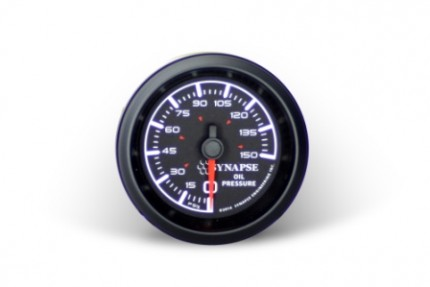Oil Pressure Gauge  Pro Model Boost Safe