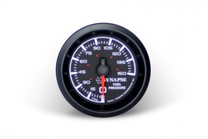 Fuel Pressure Gauge Pro Model Boost Safe