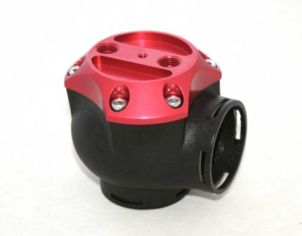 Synchronic DV Red Color Top Cap