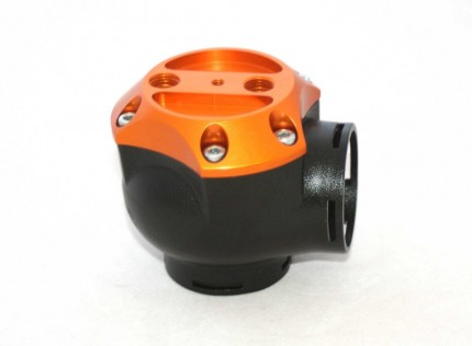Synchronic DV Orange Color Top Cap