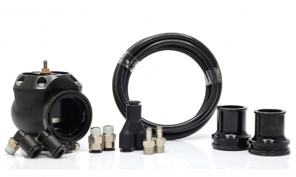 "Synchronic DV Kit with 1"" Hose End Adapters"