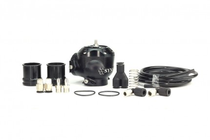 "Synchronic Diverter Valve Kit for 1.25"" Hose Fitting Applications"