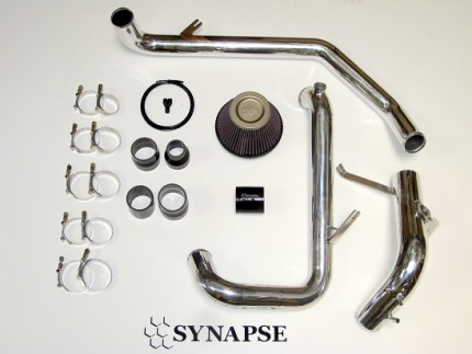 Evo X GSR IC Pipe Kit - Polished Aluminum (GSR ONLY!)