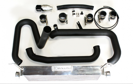 Mazdaspeed3 FMIC Kit for 07 - 09 Mazdaspeed 3 without Turbo Inlet Pipe.