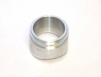 Aluminum Weld Flange for SB and DV