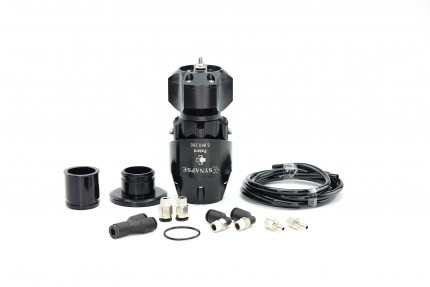 Synchronic BOV Kit to replace TiAL - Black/Black BOV