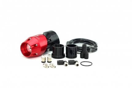 Mitsubishi Eclipse GST/GSX 1995-1999, Evo 6 and Eagle Talon TSi 1995-1999 Synchronic BOV Kit Red/Black BOV