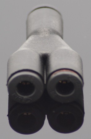 Lo Temp Y Connector (3 piece pack)