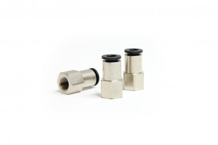 Lo Temp 1/8th NPT Female Connector (3 piece pack)