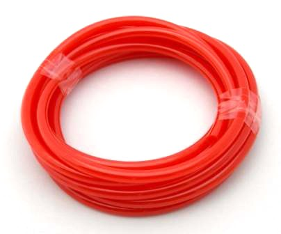 3 meters Low Temp Hose Red