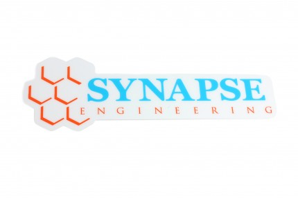 Synapse Logo Sticker - White