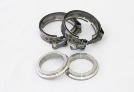 Synchronic WG 50mm V-Band Flange Kit